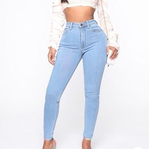 FASHION NOVA | Precious Fit Jeans